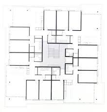 Residential Plan Steinacker Residential Complex Zurich Hasler Schlatter Partner