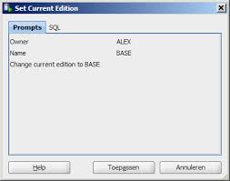 Alter Table Modify Column Oracle Notes On Oracle Oracle 11gr2 Editions And Sql Developer