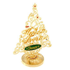 New Year Tree Decoration 2016 by Money 2016 Happy New Year Christmas Decorations Metal Christmas