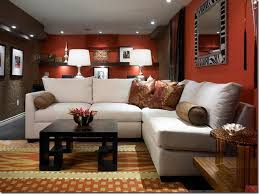 color schemes for family room warm family room colors for the walls with red color and white