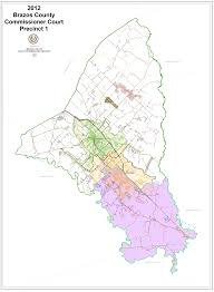 Washington County Tax Map by Brazos County Tx Official Website Precinct 1