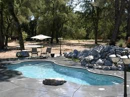fiberglass swimming pool paint color finish granite 7 calm water