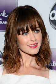 medium hairstyles with bangs to inspire you how to remodel your hair
