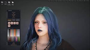 Sorceress Makeup For Halloween by Black Desert Char Sorceress Medusa Max Settings