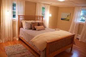 seaside shelter preppy bedroom update