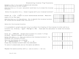 inverse functions equations worksheet jennarocca