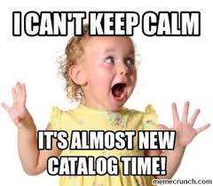 Meme Catalog - new catalog kick off and product shares tomorrow donna sts