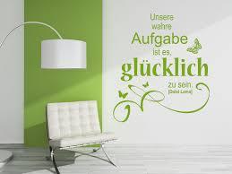 wandgestaltung in grün hausdekorationen und modernen möbeln ehrfürchtiges wandtattoo