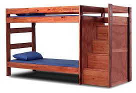 American Made Bunk Beds Pine Crafter American Made Quality Furniture Staircase Beds