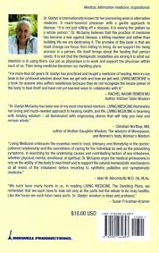 Kitchen Table Wisdom Inkwell Books Llc Living Medicine