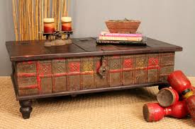 vintage trunk coffee table antique trunk coffee table antique coffee tables things
