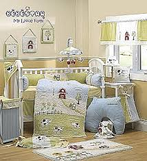 Farm Crib Bedding Farm Crib Set My Farm 4 Baby Crib Bedding Set