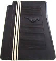 2011 ford mustang floor mats ford mustang gt reproduction rubber floor mats by mustang market