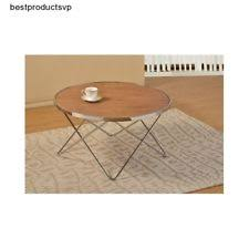 chrome living room coffee tables ebay