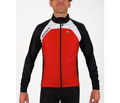thermal cycling jacket giordana silverline thermal cycling jacket red