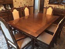 Ethan Allen Dining Room EBay - Ethan allen dining room set