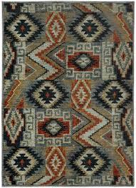 nylon area rugs sphinx oriental weavers area rugs sedona rugs 5937d blue