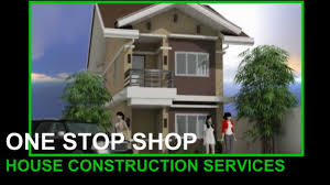 Two Story Small House Plans Philippines Modern House Design House Construction Home Builders
