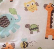 Circo Owl Crib Bedding Circo White Jungle Fitted Crib Sheet Yellow Sherpa Safari Animal