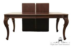 Used Thomasville Dining Room Furniture by High End Used Furniture Thomasville River Roads Collection 111