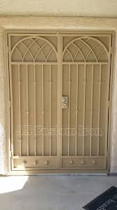 French Security Doors - all custom iron security doors all custom iron