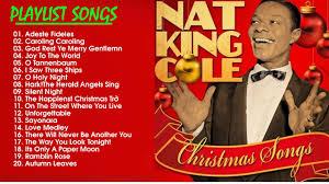 nat king cole christmas album nat king cole christmas songs christmas songs by nat king cole