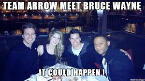 Arrow Meme - team arrow meme on imgur