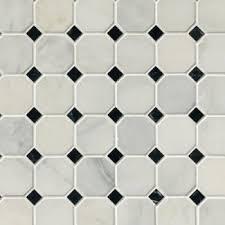 mosaics basketweave herringbone mosaics hexagon