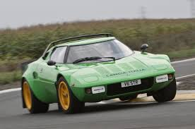 replica lamborghini vs real video can a lancia stratos replica be better than the real thing