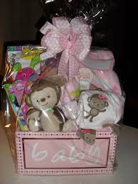 baby gift basket cellophane wrapped gifts gift baskets