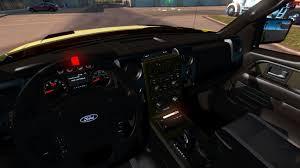 Ford Raptor Farm Truck - ford f150 svt raptor v1 6 american truck simulator mods ats mods
