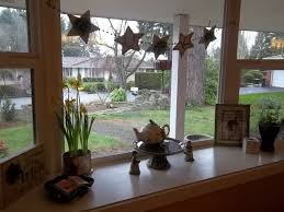 Kitchen Window Dressing Ideas Kitchen Window Ledge Decorating Ideas Fiorentinoscucina Com
