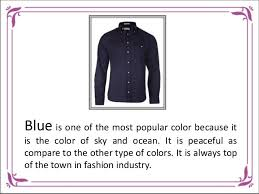 What Color Is Peaceful What Your Clothing Color Say About You