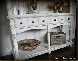Country Hutch Furniture Red Hen Home French Country Hutch