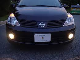 nissan versa fog lights xtwoonamatchx 2007 nissan versa specs photos modification info