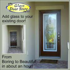 Exterior Entry Doors With Glass Front Doors Front Door Glass Inserts Ta Replacement Front