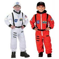 astronaut costume polyester astronaut costumes for boys ebay
