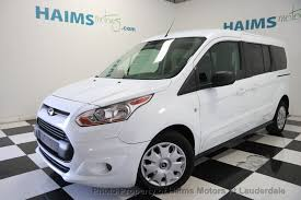 2014 used ford transit connect wagon at haims motors serving fort