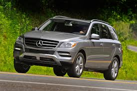 mercedes jeep 2014 2014 mercedes m class reviews and rating motor trend