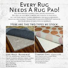 Non Slip Rug Pads For Laminate Floors Dusk To Dawn 5 U00273
