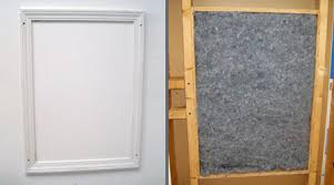 sealin hatch insulated knee wall attic hatch eco building products