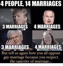 Gay Marriage Memes - 4 people 14 marriages 3 marriages 4marriages 3 marriages