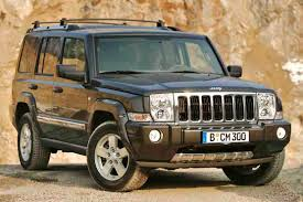 2010 jeep commander silver jeep commander 3 0 crd technical details history photos on