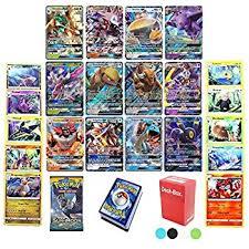 Pokemon Trainer Card Designer Amazon Com Pokemon Cards Gx Mega Or Ex Card Guaranteed 5