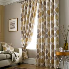 retro styled regan curtain collection at dunelm mill retro to go