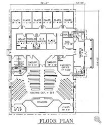 Metal Office Buildings Floor Plans Church Plan 103 Lth Steel Structures Church Desing