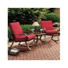 Courtyard Creations Patio Set Courtyard Creations Rus0097 Bantry Bay Seating Set Steel Frames