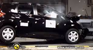 nissan note 2013 2013 nissan note gets 4 star rating from euro ncap autoevolution