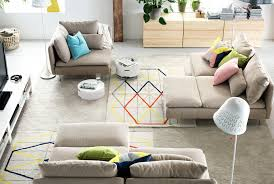 Flexible Living Room - Ikea family room furniture
