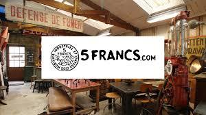 decoration industrielle vintage 5 francs boutique de mobilier industriel et vintage youtube